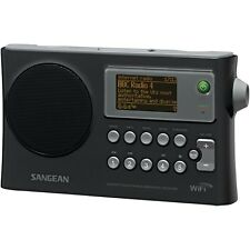 SANGEAN WFR-28 Wi-Fi FM-RDS Network Music Player/USB Portable Radio