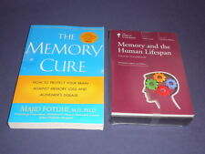 Teaching Co Great Courses  CDs     MEMORY and the HUMAN LIFESPAN     new + BONUS