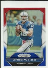 Andrew Luck 2015 Panini Prizm Red White & Blue #123   Indianapolis Colts
