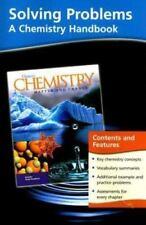 Glencoe Chemistry: Glencoe Chemistry Solving Problems : A Chemistry Handbook...