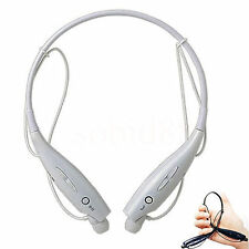 Wireless Stereo Headphones Bluetooth Headset Neckband for Samsung iPhone HTC M10