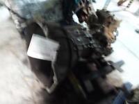 HOLDEN FRONTERA TRANS/GEARBOX MAN, 4WD, 3.2 V6, 6VD1, MX, 02/99-12/03 99 00 01 0
