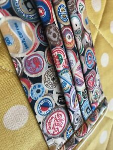 Cotton Reels Quirky Face Mask 100% Cotton FREE P&P
