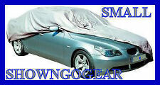 100% WATERPROOF STORM SHOW CAR COVER FLEECE LINED SMALL HOLDEN FORD SUZUKI