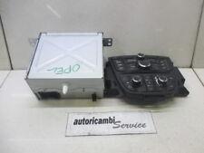 OPEL ASTRA 1.4 B 6M 103KW (2010) RECAMBIO AUTORRADIO (NON OFRECEMOS CÓDIGO AUTOR