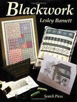 Blackwork By Lesley Barnett