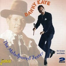 Danny Kaye - Maladjusted Jester On Screen and Radio [New CD] UK - Impo