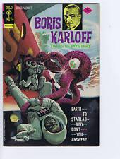 Boris Karloff Tales of Mystery #56 Gold Key 1974