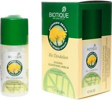 Biotique BIO DANDELION 40ml - Ageless Lightening Serum For Every Day Use