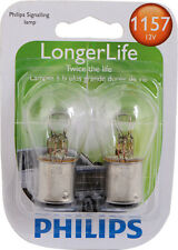 Tail Light Bulb-LongerLife - Twin Blister Pack Philips 1157LLB2