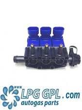 LPG GPL autogas Injectors rail of 3 OMVL dream XX1 21 - romano brc zavoli prins