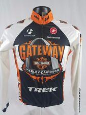 Castelli Men's Cycling Windshell Jacket SIZE Medium 1p