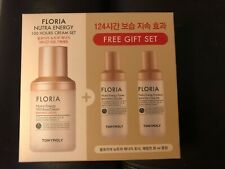 TONY MOLY KOREAN Floria Nutra Energy 100Hours Cream - 50ml TONER & Emusifier new