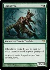 GHOULTREE Dark Ascension MTG Green Creature—Zombie Treefolk RARE