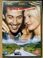 Feeling Minnesota 1996 KEanu Reeves Cameron Diaz Quirky Cult Romcom UK DVD BNIB
