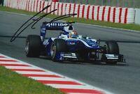 Nico Hulkenberg Hand Signed 12x8 Photo - Formula 1 Autograph F1 Williams 8.