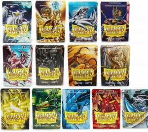 Dragon Shield - Matte Sleeves (60)  [Japanese / Small Size] [20 colours]