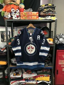 Dustin Byfuglien Winnipeg Jets Reebok NHL Jersey