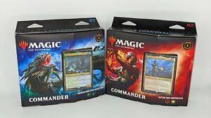 Magic the Gathering Commander Legends Commander Deck Deutsch NEU & OVP