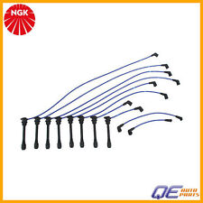 NEW Spark Plug Wire Set TE119 NGK for Lexus LS400 SC400 1995 1996 1997