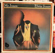 ELVIN JONES MR. JONES BLUE NOTE LIBERTY LP STEREO