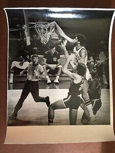 Kareem Abdul-Jabbar MILWAUKEE BUCKS - 11 x 14 Basketball Photo