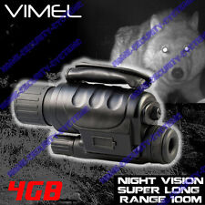 Night Vision Hunting Camera 4GB Goggles Binocular Monocular Digital NV Security