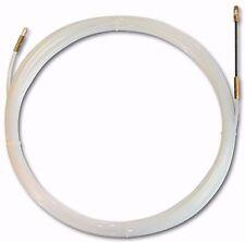 Ersatzband Kabeleinzugsystem Kabeleinziehhilfe Ø 4 mm x 10 m Kabelspirale Band