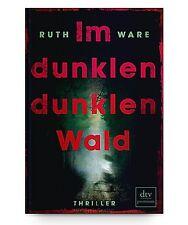 Im dunklen, dunklen Wald von Ruth Ware * Taschenbuch Neu
