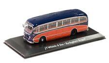 Classic Coaches Bus Atlas 1/72 Burlingham Seagull JT Whittle Ref. 101