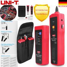 UNI-T Multifunktionshand Draht Prüfer Tester Tracker S0N2 RJ11 RJ45-Draht-Linie