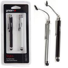 Groov-e GV-CP2 (GVCP2) Capacitive Stylus (2pk) - New iPad 4/3/2/Mini + more