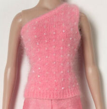 Coral Goddess Sweater ~ Robert Tonner Fashion Outfit!!