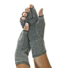 IMAK Active Arthritis Compression Gloves Grey Medium