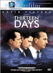 Brand New DVD Thirteen Days (Infinifilm Edition) Kevin Costner  Bruce Greenwood