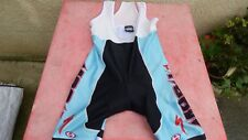 cuissard  de vélo femme Mach Racing 5 Hot shoppe design T XL