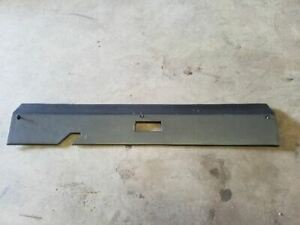 BLACK REAR HEADLINER ROOF TRIM FITS 91 92 93 94 CHEVROLET CHEVY BLAZER S10 JIMMY