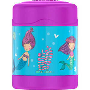 Thermos 10 oz. Kid's Funtainer Insulated Stainless Steel Food Jar - Mermaid