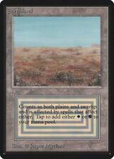 Scrubland Beta PLD-SP Dual Land Rare MAGIC THE GATHERING MTG CARD ABUGames