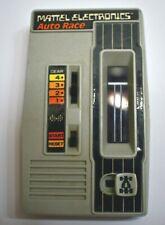 1976 Mattel Electronics Handheld Auto Race Game
