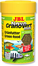 JBL NovoGranoVert mini Refill 100ml Novo Grano Vert Fish Food Granules