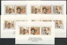 Bund aus 1978 ** postfrisch 5x Block 16 MiNr. 959-961 - Nobelpreisträger!