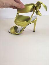 Karen Millen Green Shoes Size 3