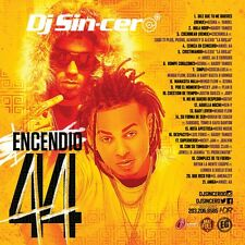 DJ SINCERO Encendio 44 Reggaeton Latin Spanish Trap Mixtape CD MIX Ozuna Anuel