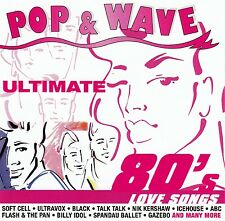 POP & Wave-ULTIMATE 80's LOVE CANZONI/CD-come nuovo