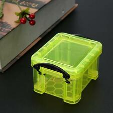 Plastic Jewelry Bead Tools Storage Box Lock Container Organizer Case Holder Hot