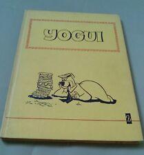 YOGUI.- PRIMERA EDICION ABRIL1969.-EDITORIAL BRUGUERA