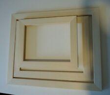 Bilderrahmen 24x30 30x30 30x40 40x50 cm Holz Rahmen Wechselrahmen