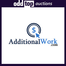 AdditionalWork.com - Premium Domain Name For Sale, Dynadot
