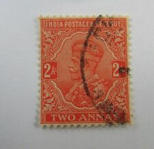 India Postage and Revenue  SC #127  used  stamp